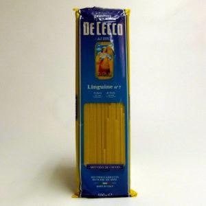 Pasta Linguine De Cecco n 7 - Diferente