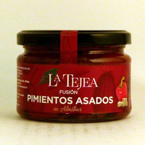 Pimientos Asados en Almíbar La Tejea - Diferente