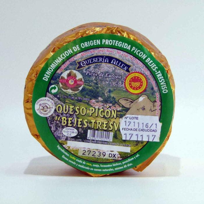 Comprar queso Tresviso Queso Picón Bejes Tresviso Quesería Alles