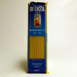 Spaguetti De Cecco n 11 - Diferente