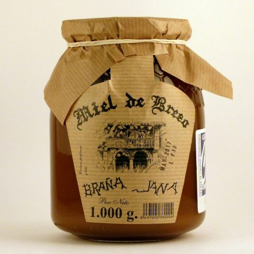 Comprar miel de brezo pura artesanal Braña Jana online