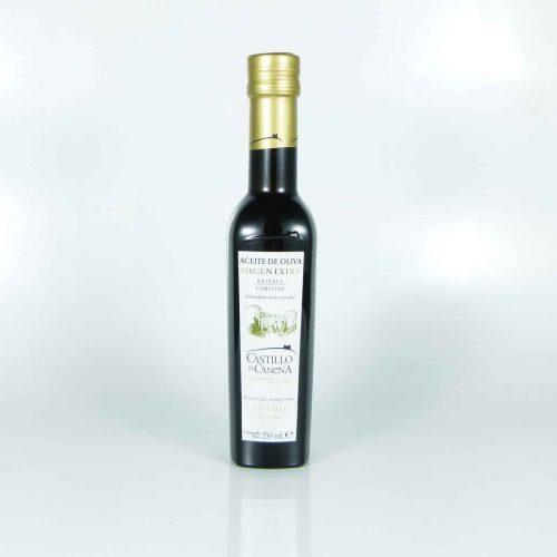 Aceite Castillo de Canena picual Reserva Familiar 250 ml oliva virgen extra