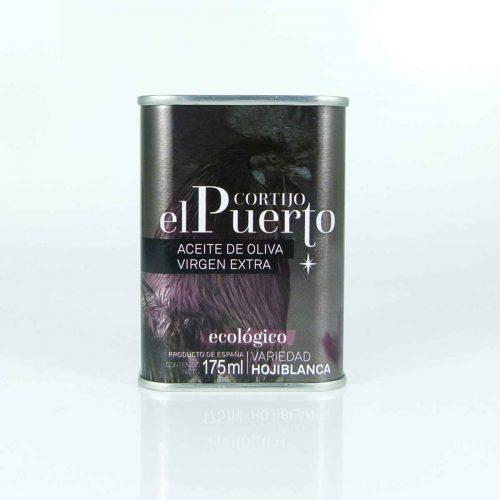 Aceite Cortijo el Puerto hojiblanca lata de 175 ml