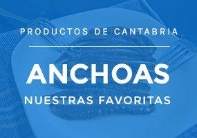 Anchoas de Cantabria