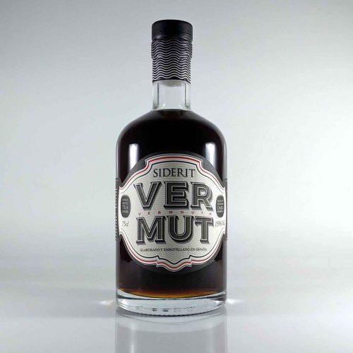 Vermut Siderit botella de 75 cl