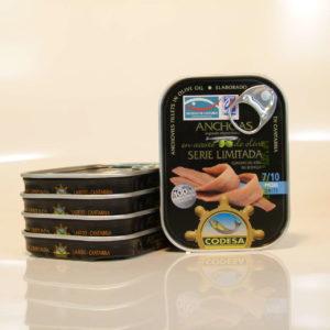 Anchoas Codesa pack ahorro de anchoas del Cantábrico