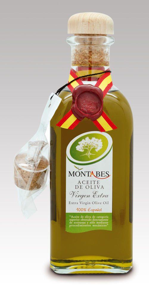 aceite oliva virgen extra Montabes