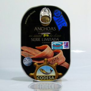Anchoas Codesa serie limitada 190 grs