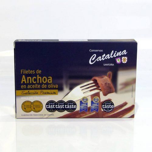 Compra online anchoas catalina seleccion premium online gourmet