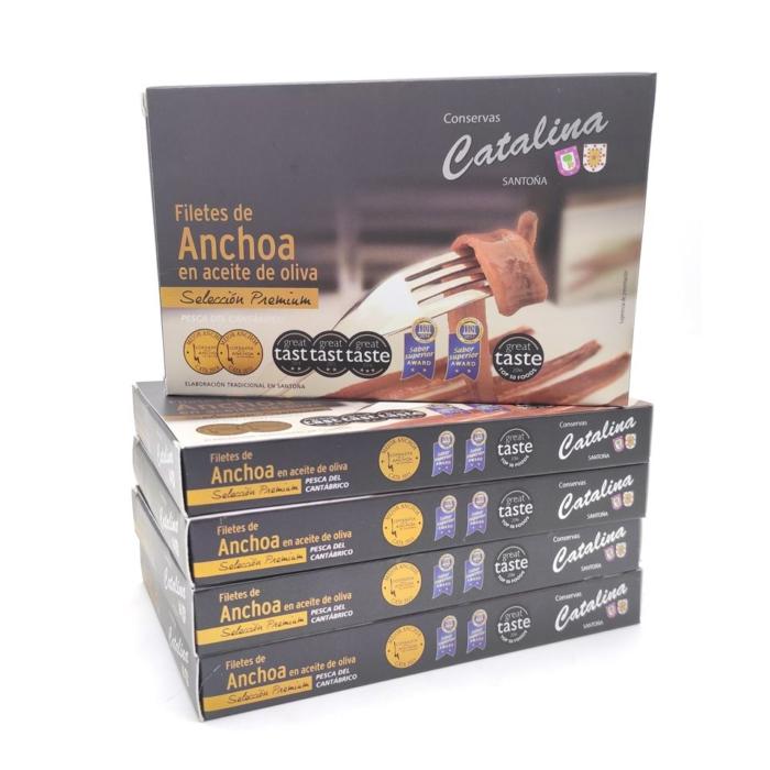 Oferta anchoas Catalina extra grandes online