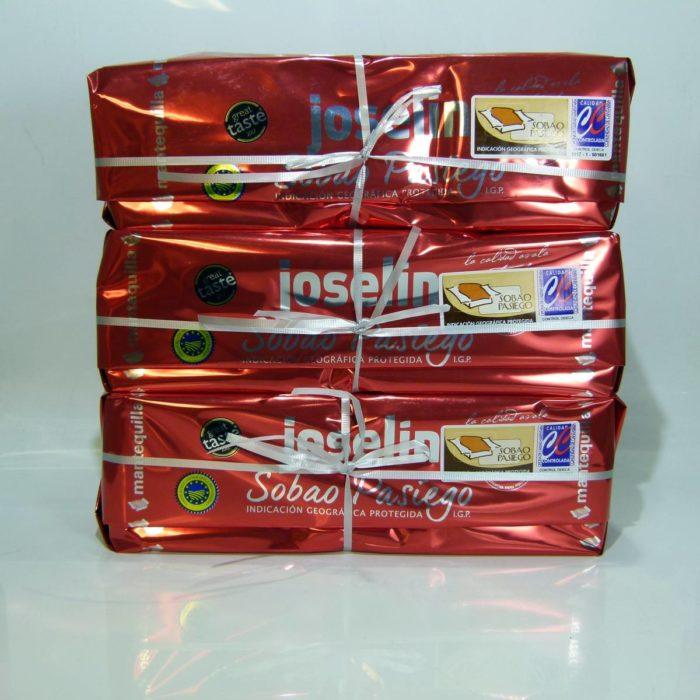 Compra pack ahorro de sobaos Joselín de mantequilla de 6 sobaos