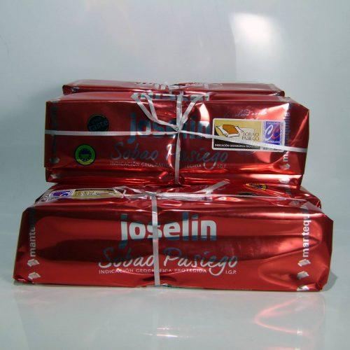 Compra pack ahorro de 5 paquetes de sobaos Joselín de mantequilla de 6 sobaos