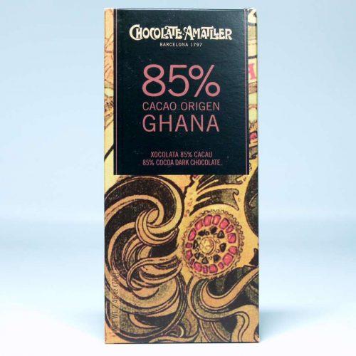Compra online chocolate amatller Ghana 85 % cacao