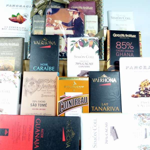 Compra chocolates gourmet online