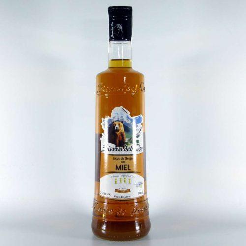 comprar orujo de miel Sierra del Oso online