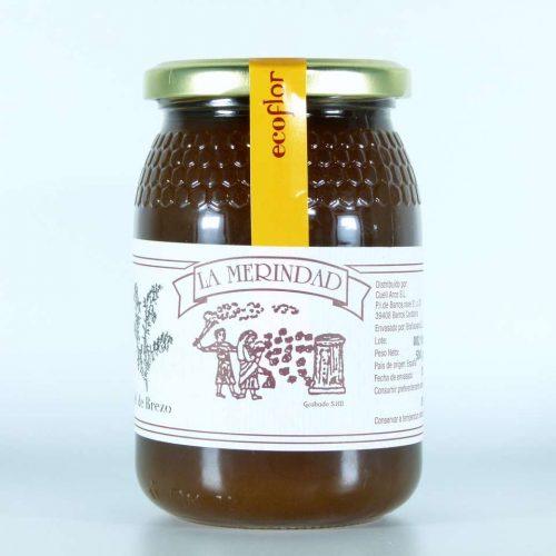 Comprar miel de brezo de cantabria pura artesana la merindad gourmet online 500 gramos