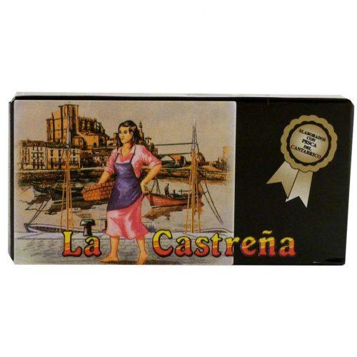 comprar octavillo de anchoas del Cantabrico La Castreña