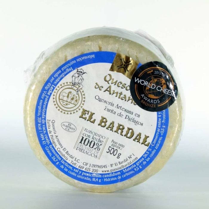 omprar queso de cantabria el bardal online
