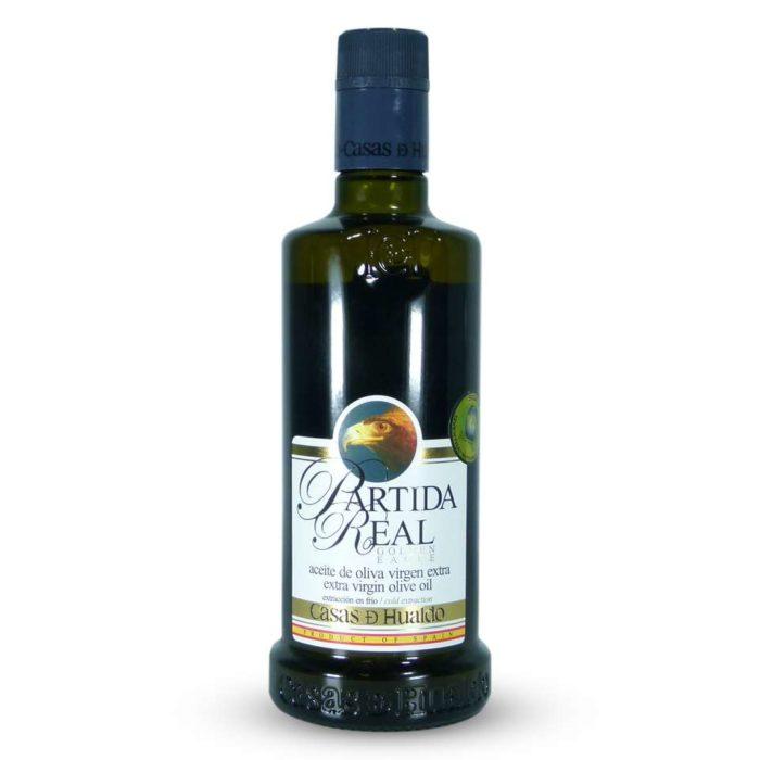 aceite de oliva partida real casas de hualdo