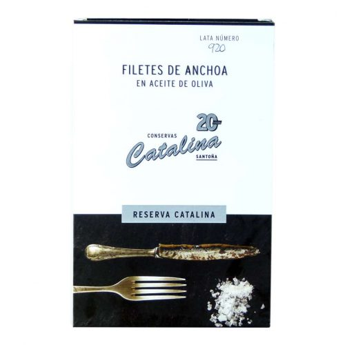 Anchoas Reserva Catalina