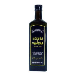 segura y mancha manzanilla aceite de oliva virgen extra