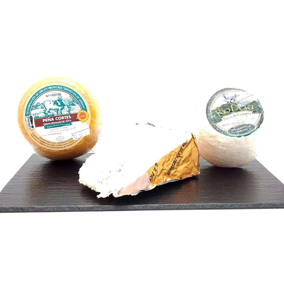 Los 3 mejores quesos de Cantabria 2020