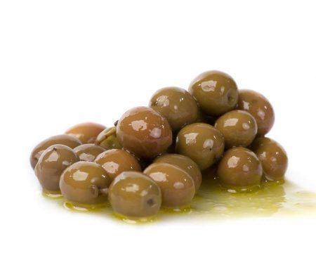 Aceite arbequina oliva virgen extra