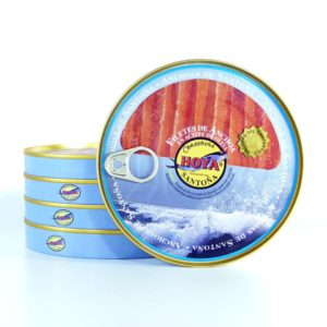 Comprar anchoas Hoya promo 5 panderetas