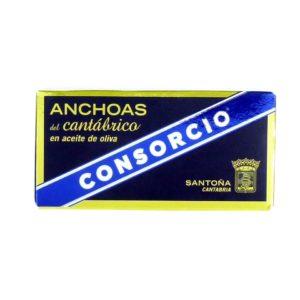 Comprar anchoas consorcio octavillo online
