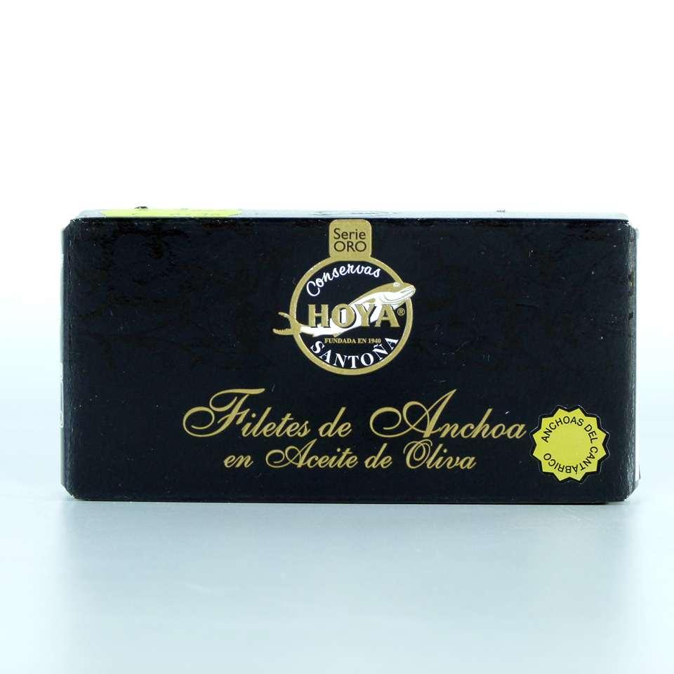 Comprar anchoas del cantabrico hoya octavillo en aceite de oliva