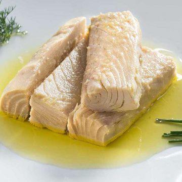 Comprar bonito del norte en aceite de oliva en conserva
