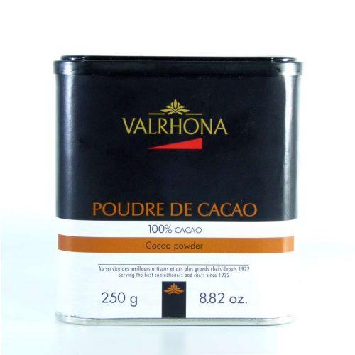 Comprar cacao en polvo Valrhona online