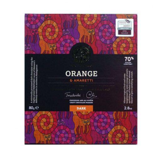 comprar Chocolate tree naranja y amaretto choctree online