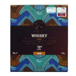 Chocolate Tree whisky y nibs | Comprar chocolate online