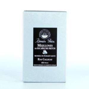 Comprar mejillones en escabeche Conservas Ramón Peña 8-12 piezas