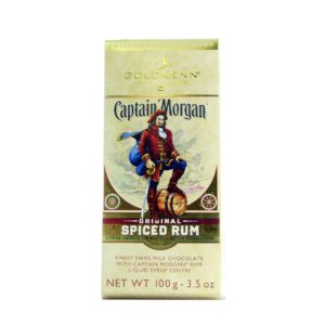 Chocolate Goldkenn Capitan Morgan comprar online