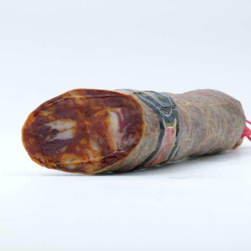 Embutidos gourmet | chorizo ibérico de bellota barra de 500 grs