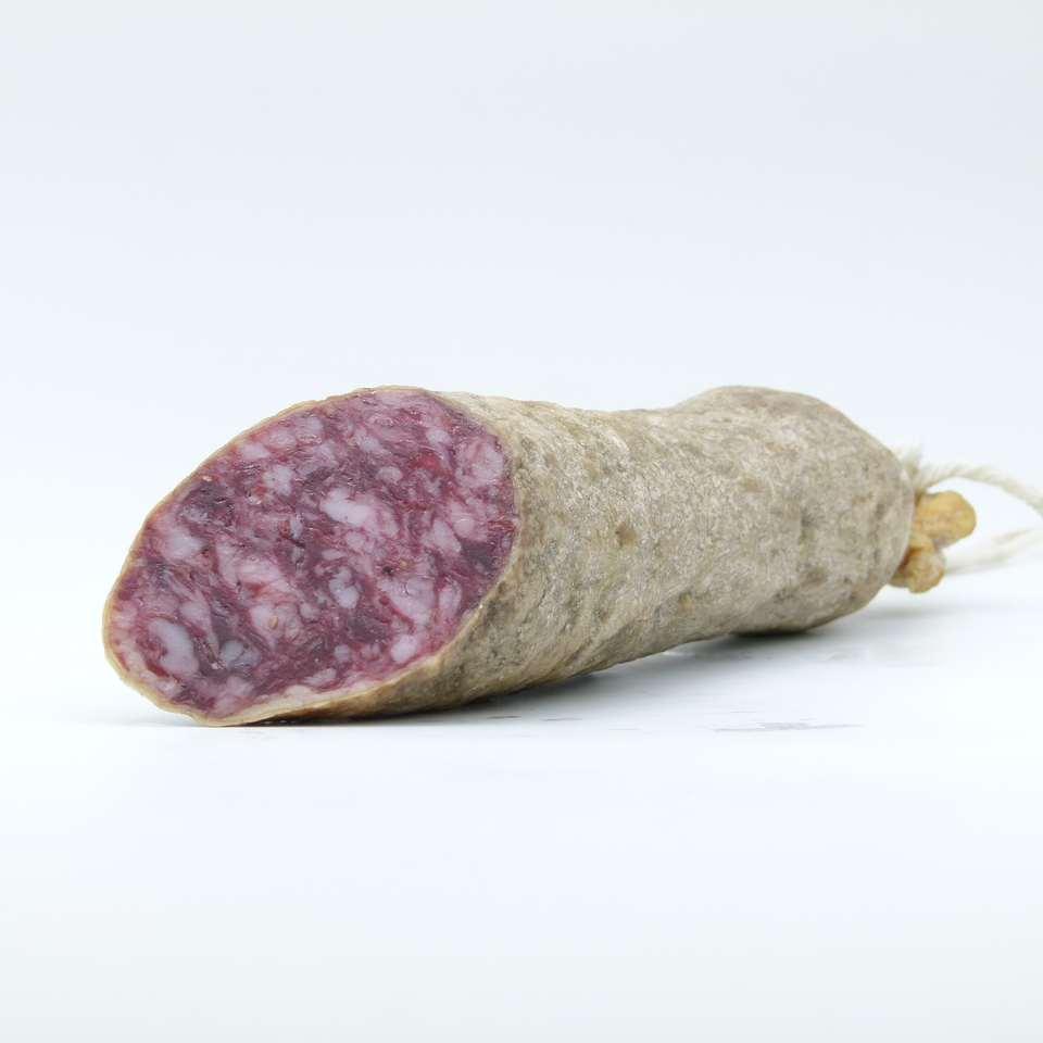 Embutidos gourmet | salchichón ibérico de bellota barra de 500 grs