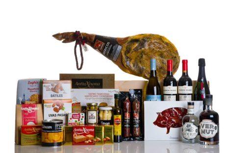 Lotes de Navidad en Cantabria 2019 para empresas