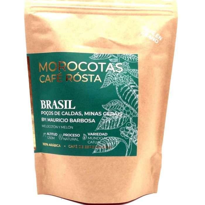Cafe de especialidad Brasil en grano 250 grs