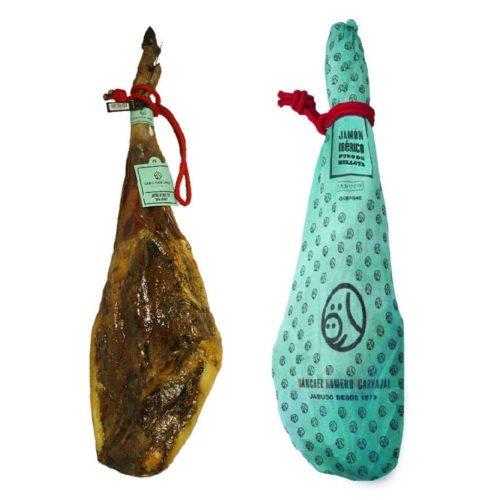 Jamon de bellota iberico puro sanchez romero carvajal 6.5 kgs