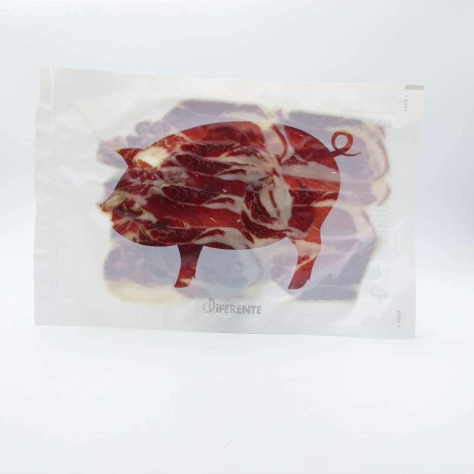 Loncheado de paleta de bellota 50 % iberica