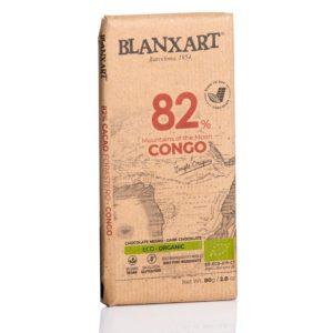 Blanxart chocolate 82 % origen Congo
