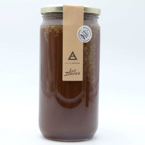 Miel natural de montaña 1kg Los Izanes León