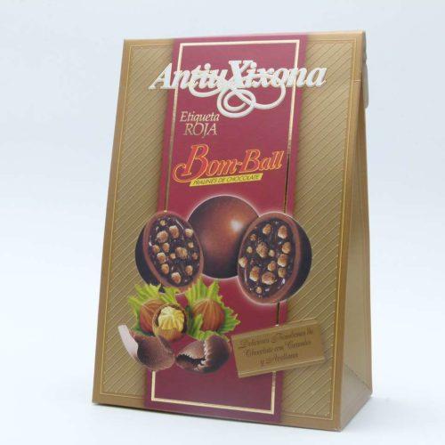 Comprar pralines de chocolate antiu xixona baratos en oferta