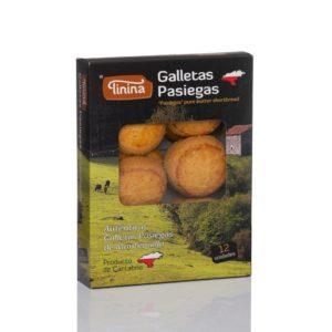 Comprar galletas pasiegas de mantequilla Tinina el macho