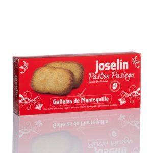 Comprar pastas pasiegas de mantequilla Joselin