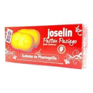 Pastas pasiegas de mantequilla Joselin