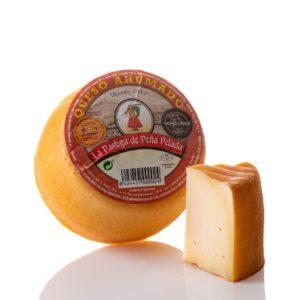 Comprar queso ahumado La Pasiega de Peña Pelada