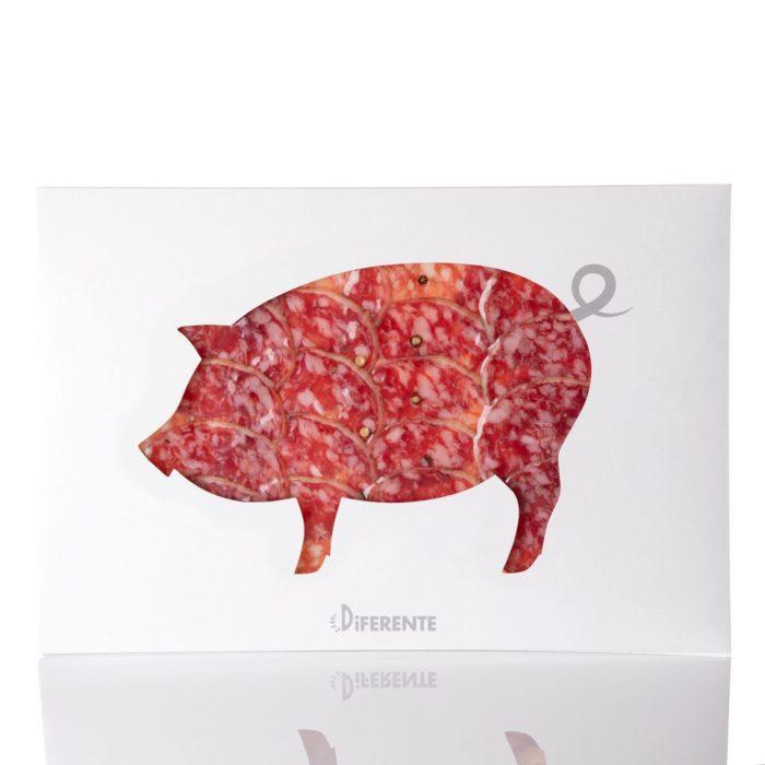 Salchichón de bellota ibérico de Salamanca online